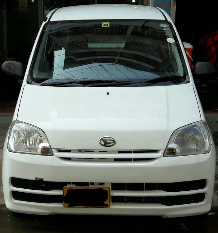 Daihatsu Mira X 2007 Image-1
