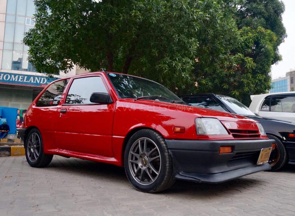 Suzuki Swift - 1992  Image-1