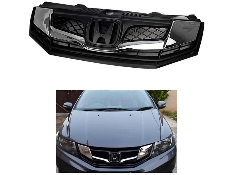 Honda City 2009-2019 Front Grill With Logo  in Karachi