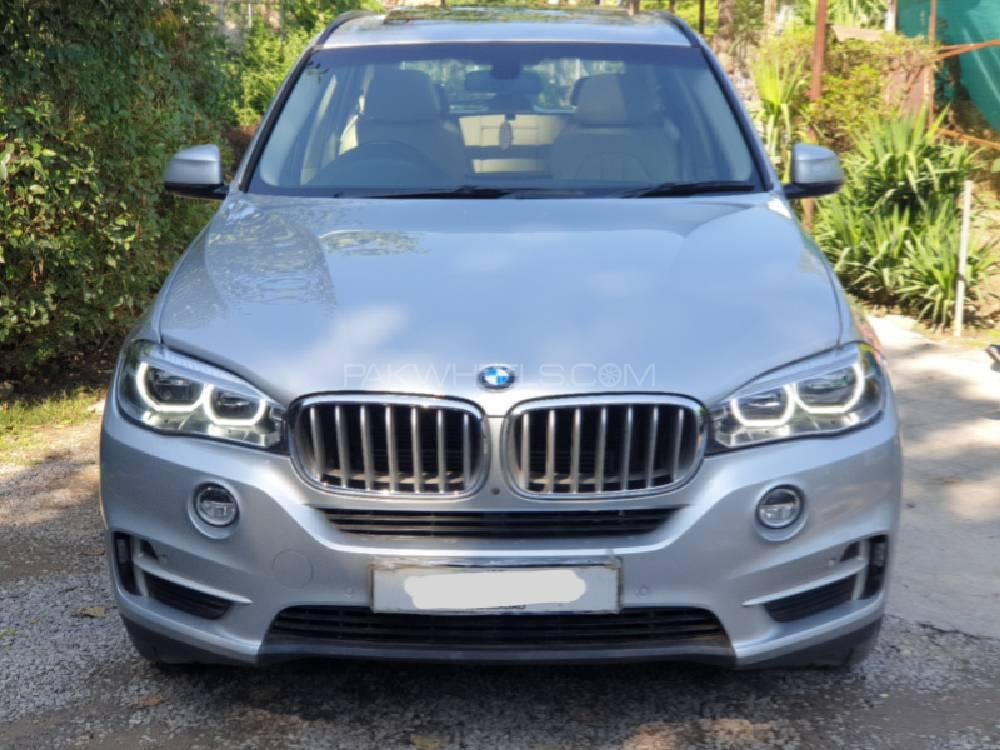 BMW X5 Series xDrive35i Sport Activity 2016 Image-1