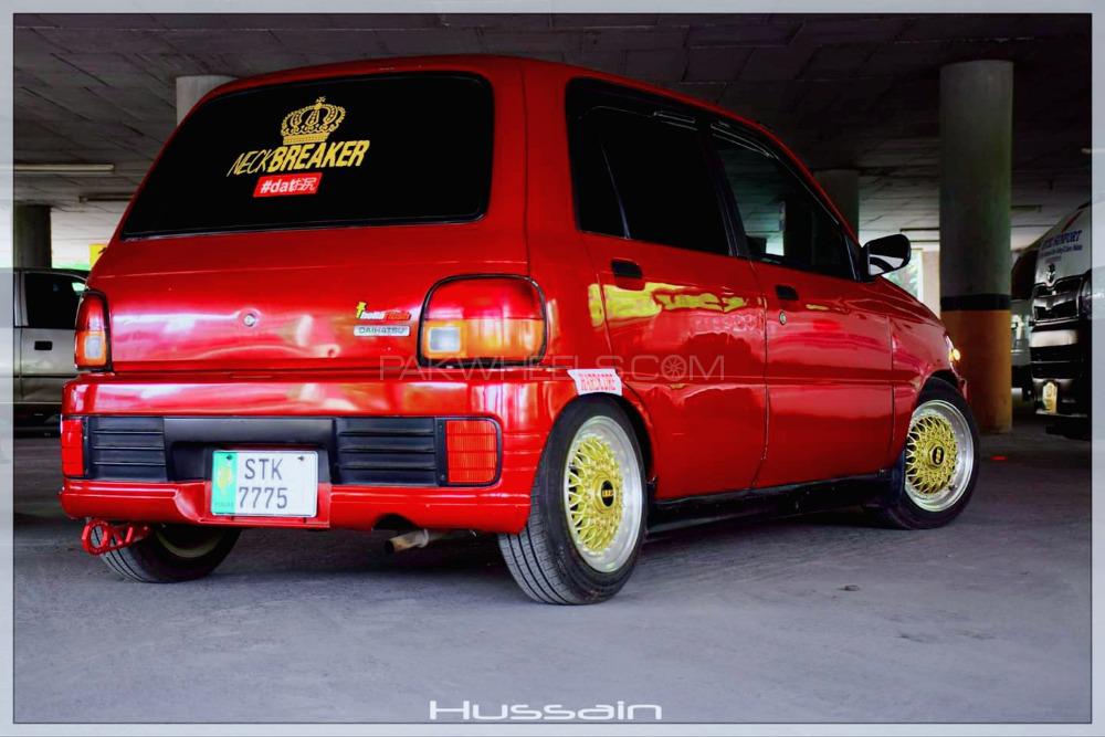 Daihatsu Cuore - 2000  Image-1