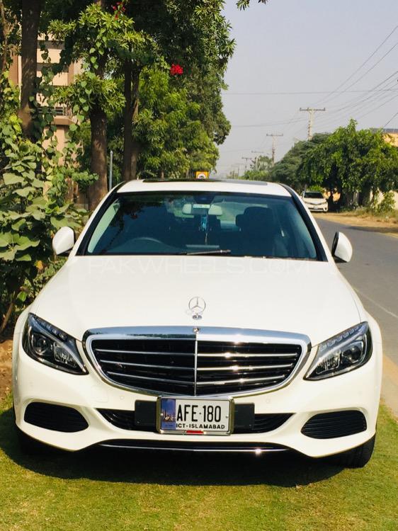 Mercedes Benz C Class - 2018  Image-1