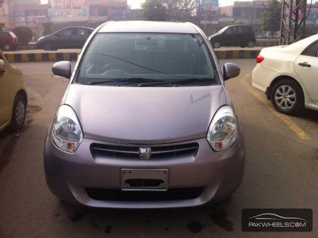 Toyota Passo X Yururi 2011 Image-1