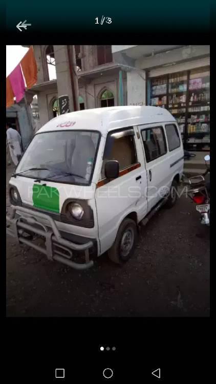 Suzuki Bolan VX (CNG) 2005 Image-1