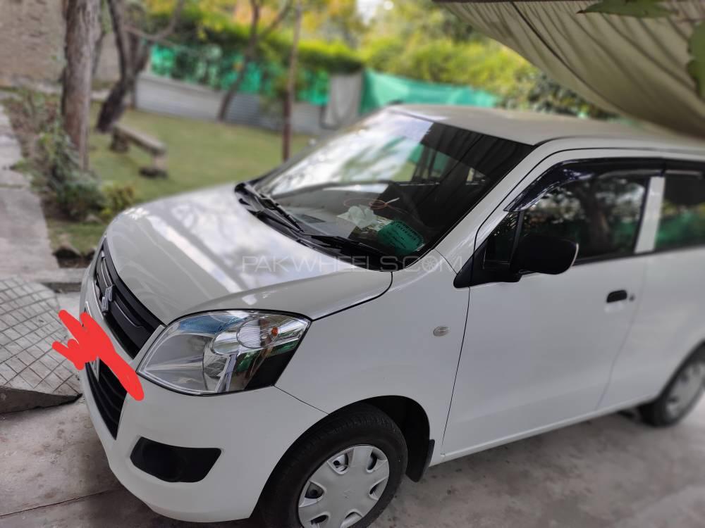 Suzuki Wagon R VXR 2018 Image-1
