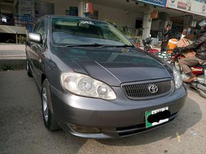Toyota Corolla 2005 for sale in Pakistan