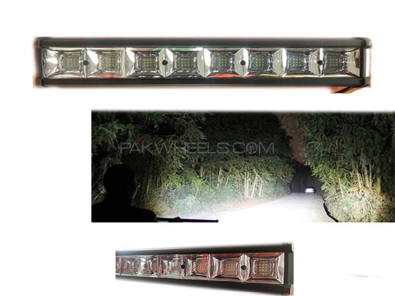 """Nightbreaker Multi Smd Bar Light Super Bright Beam Light 20"""" Image-1"""