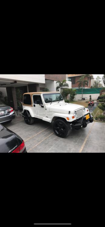Jeep Wrangler Special Edition 1999 Image-1