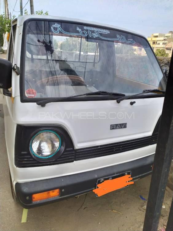 Suzuki Ravi PICKUP STD VX 2009 Image-1