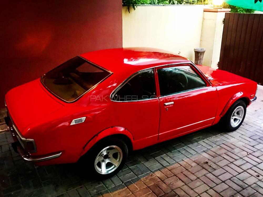 Toyota Corolla - 1971  Image-1