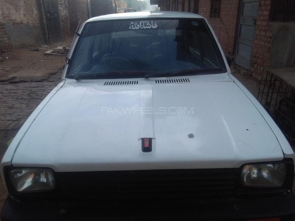 Suzuki FX 1988 Image-1