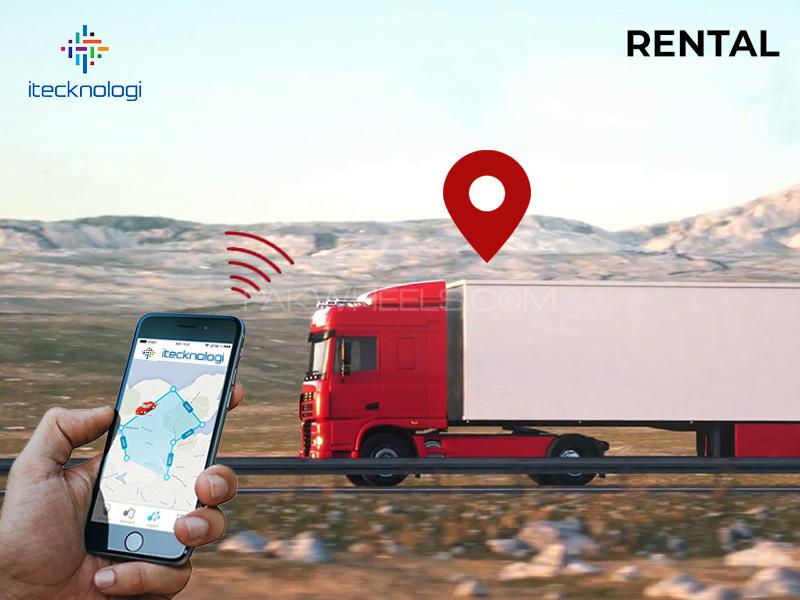 itecknologi Vehicle Tracking System Rental Package Image-1