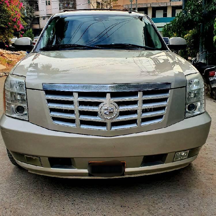 Cadillac Escalade Ext 2007 For Sale In Karachi