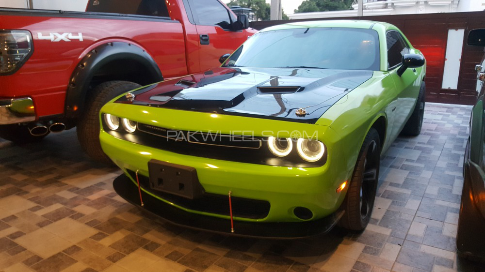 Dodge Challenger - 2016  Image-1