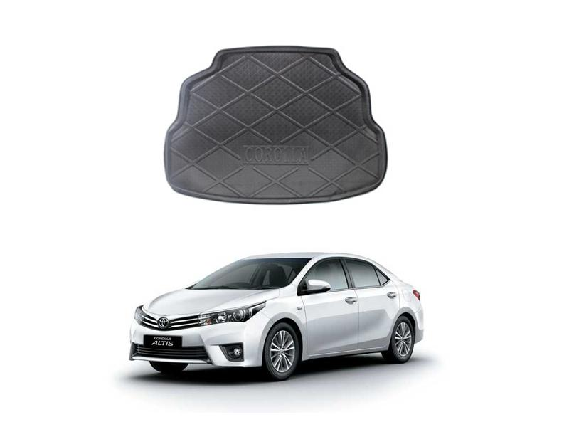 Toyota Corolla Trunk Tray Mat 2014-2016 in Lahore
