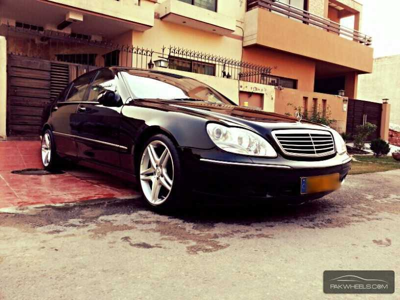 Mercedes benz s class s 320 1999 for sale in lahore for 1999 mercedes benz s500 for sale