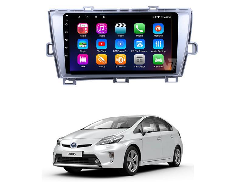 V7 10 inch Android Navigation Toyota Prius 1.8  in Rawalpindi