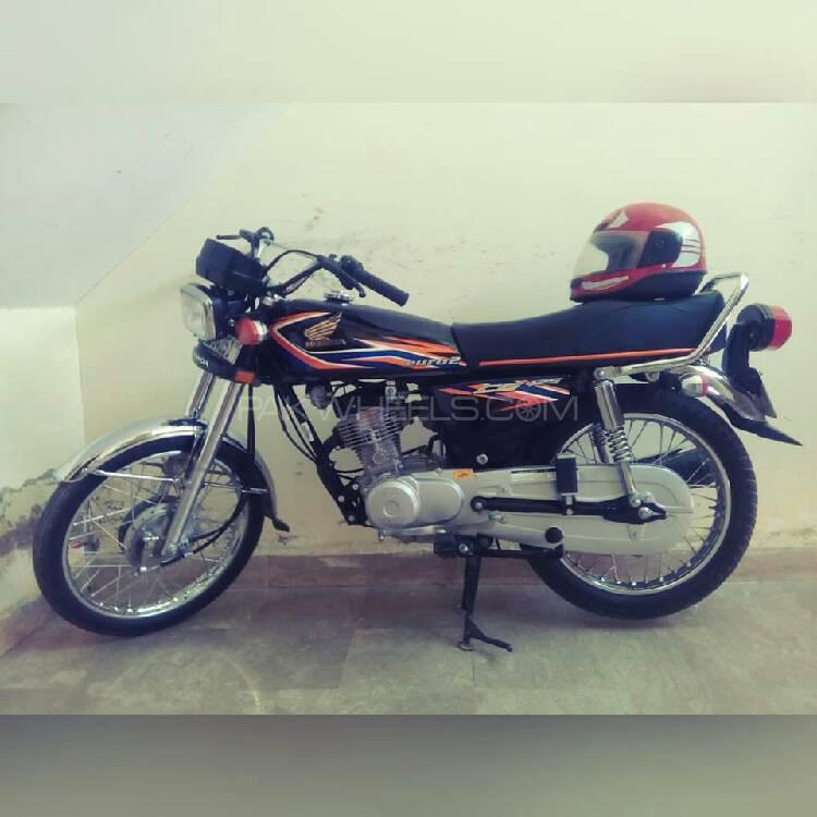 Honda CG 125 - 2018  Image-1