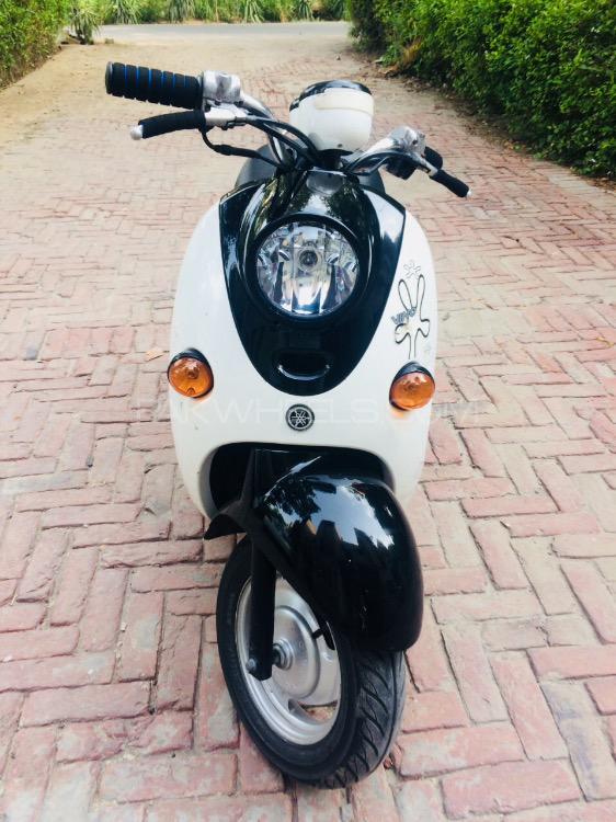Yamaha Vino Classic - 2015  Image-1
