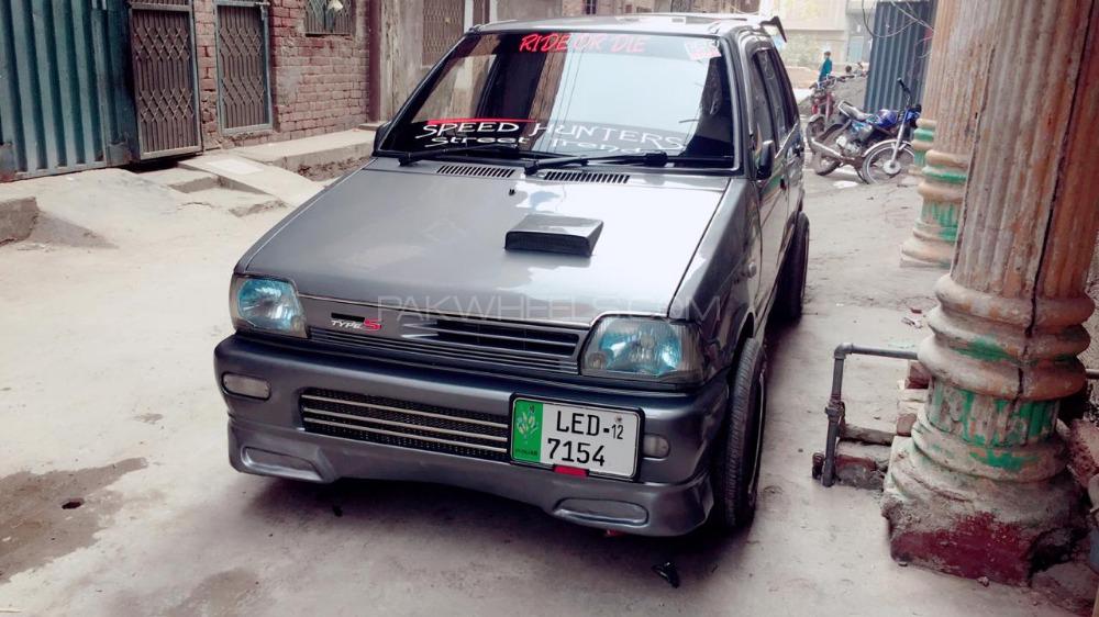 Suzuki Mehran - 2012  Image-1
