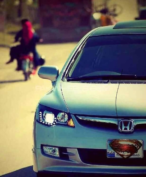 Honda Civic - 2012 Slammed Civic Image-1