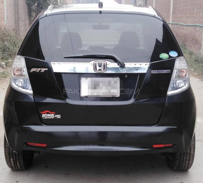 Honda Fit 1.3 Hybrid Navi Premium Selection 2012 Image-1