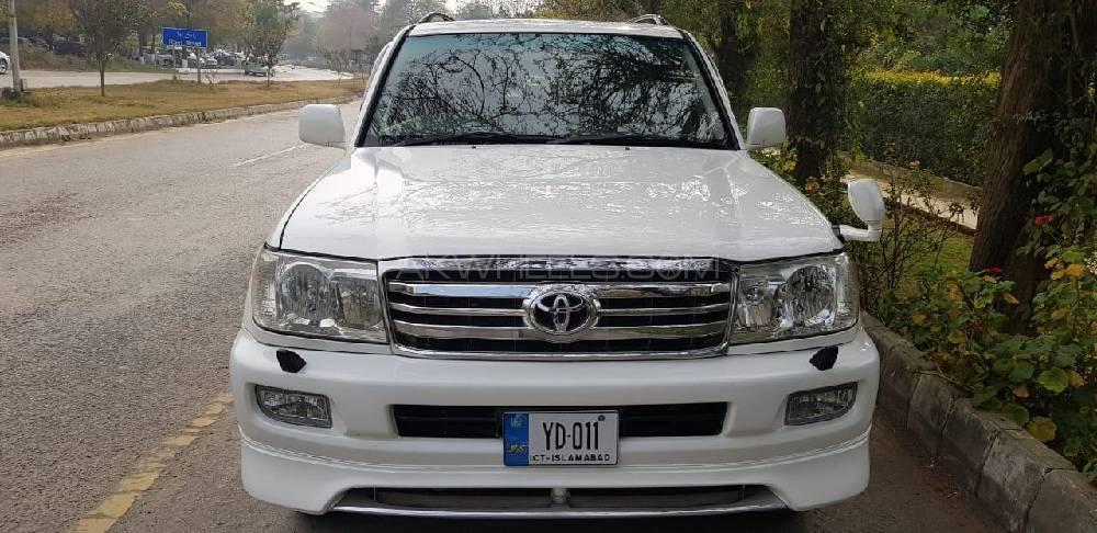 Toyota Land Cruiser VX Limited 4.7 2006 Image-1