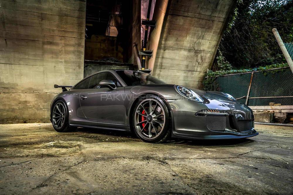 Porsche 911 - 2016 GT3 Image-1