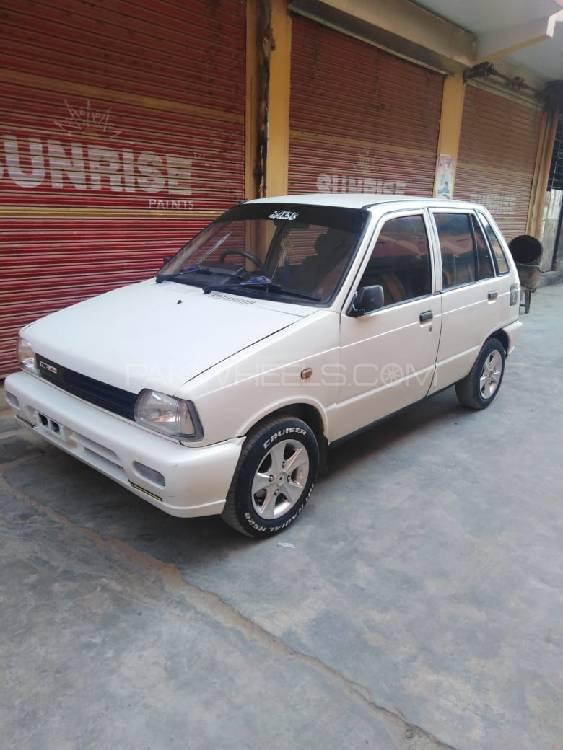 Suzuki Mehran VXR (CNG) 1989 Image-1