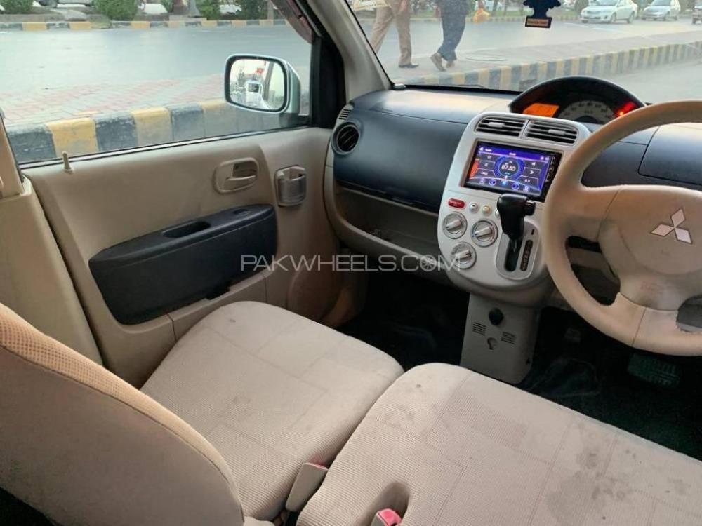 Mitsubishi Ek Wagon MX Navi Collection 2011 Image-1