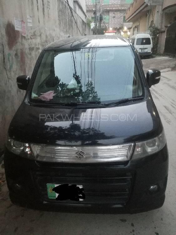 Suzuki Wagon R Stingray X 2012 Image-1