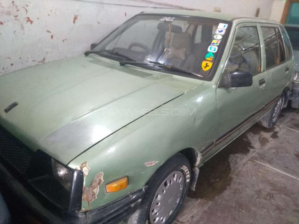 Suzuki Khyber GA 1986 Image-1