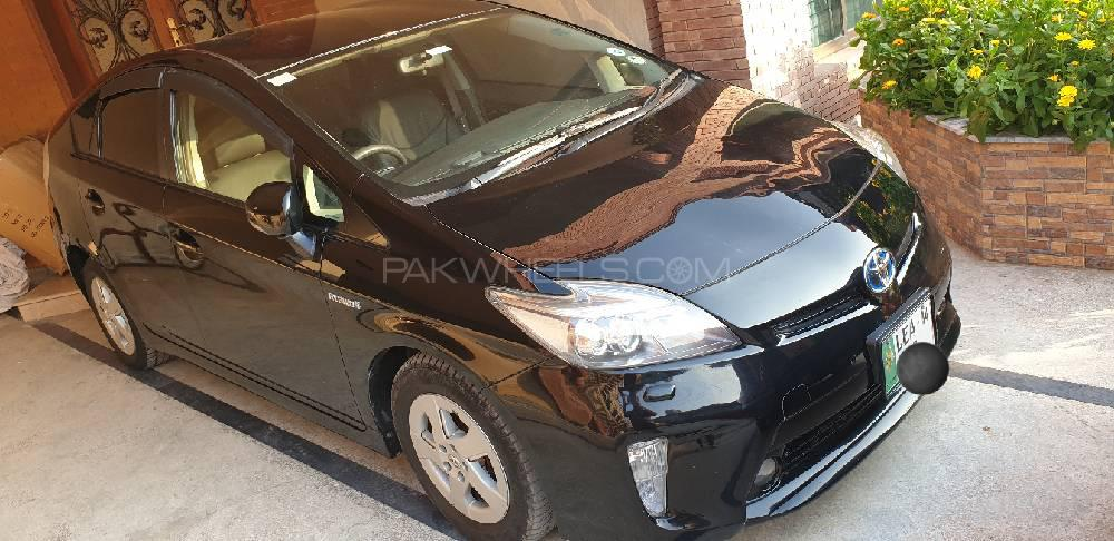 Toyota Prius G Touring Selection Leather Package 1.8 2010 Image-1