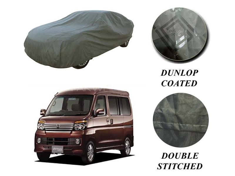 PVC Coated Double Stitched Top Cover For Daihatsu Atrai Image-1