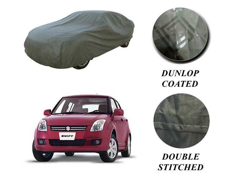 PVC Coated Double Stitched Top Cover For Suzuki Swift 2010-2020 Image-1