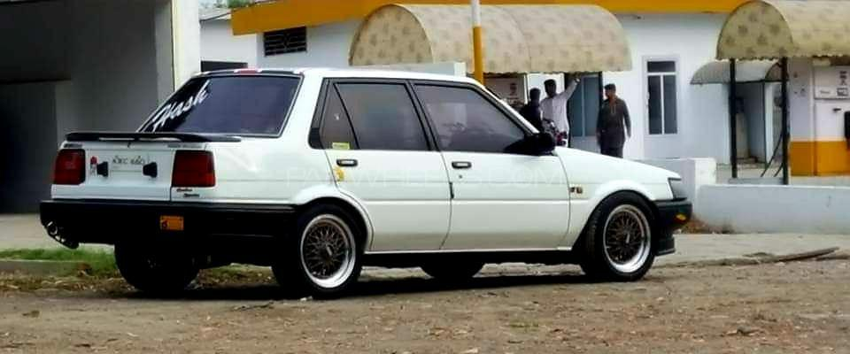 Toyota Corolla - 1986  Image-1