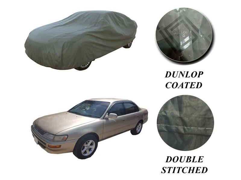 PVC Coated Double Stitched Top Cover For Toyota Corolla 1996-2002 Image-1