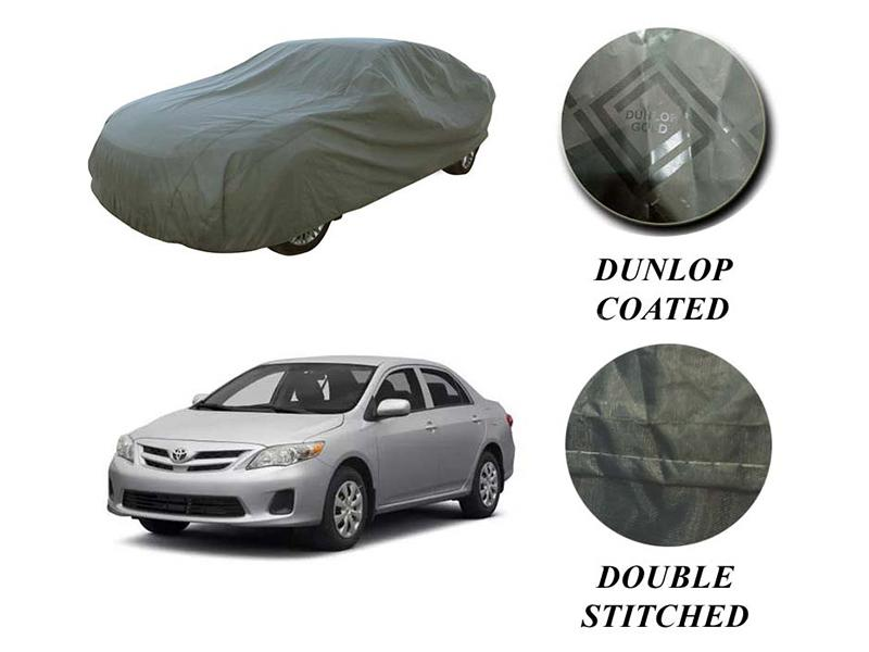 PVC Coated Double Stitched Top Cover For Toyota Corolla 2008-2014 Image-1