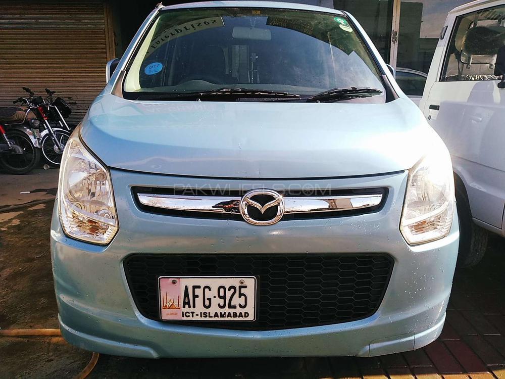 Mazda Flair XG 2014 Image-1