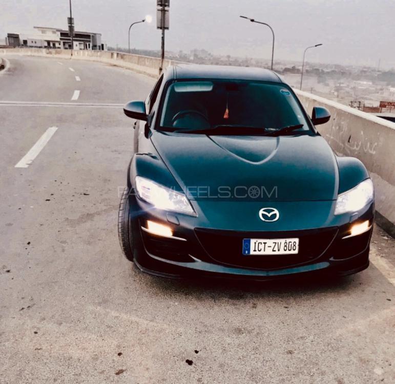 Mazda RX8 - 2010  Image-1