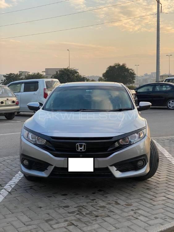 Honda Civic 1.5 VTEC Turbo Oriel 2016 Image-1