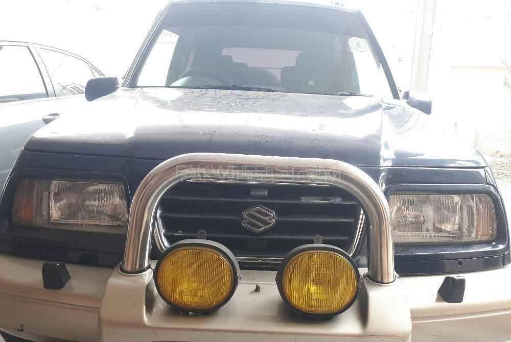 Suzuki Escudo 1997 Image-1
