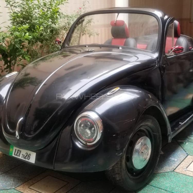 Volkswagen Beetle 1978 Image-1