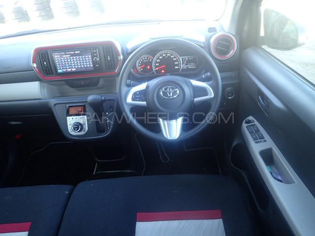 Toyota Passo Moda S 2018 Image-1