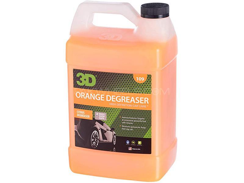3D Orange Degreaser 1 Gallon Image-1