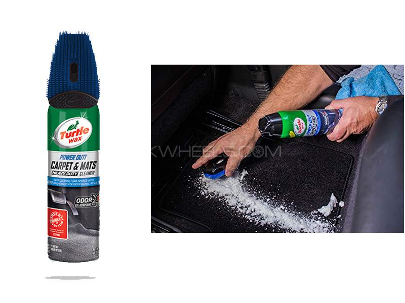 Turtle Power Out Carpet And Mat Cleaner  in Lahore