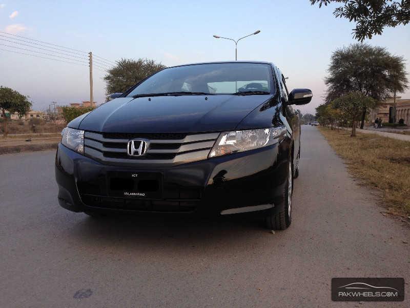 Honda City Aspire Prosmatec 1.5 i-VTEC 2013 Image-1