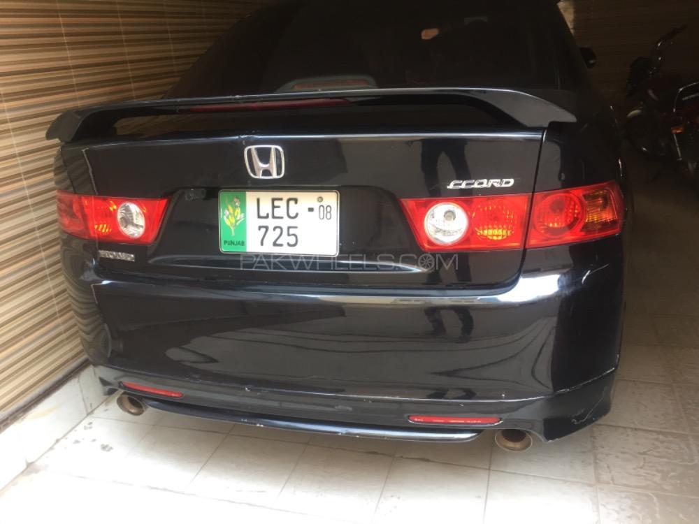 Honda Accord - 2008  Image-1
