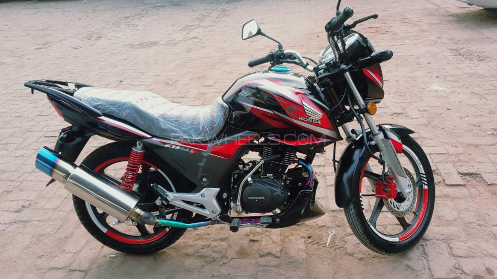 Honda CB 150F - 2018  Image-1