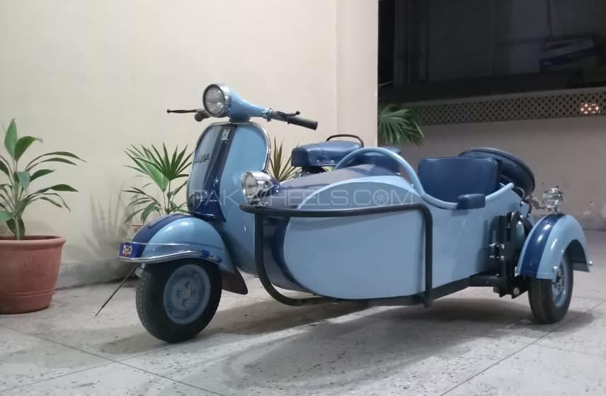 Vespa 150cc - 1965  Image-1